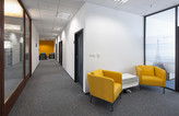 Nice office space for 4 people in a modern office building, 37 sqm, Prague 1 - Nové Město