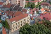 Sale of multifunctional building (508.7 sqm) in the heart of Mělník