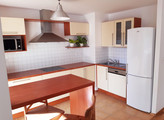 Renting an apartment 3+kk (80 m2) with two balconies, cellar and garage, Prague 6 - Dejvice